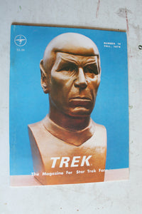 Trek A Magazine for Star Trek Fans #15