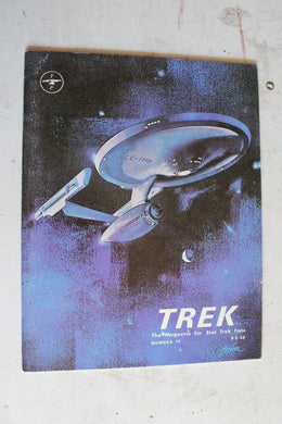 Trek a Magazine for Star Trek Fans Issue #11