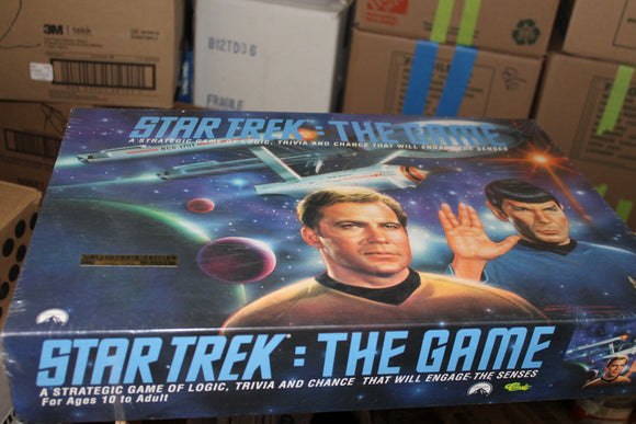 Star Trek The Game Limited Edition Board Game