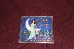 Jazz Cocktail CD Chase Masterson