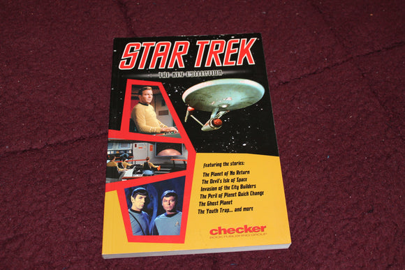 Star Trek Cold Key Collection Number 1