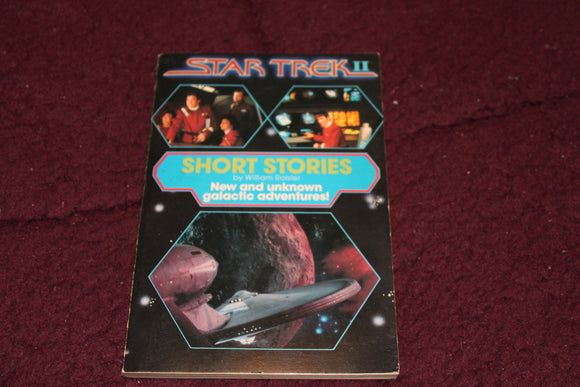 Star Trek 2 Short Stories