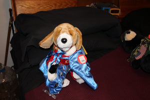 "Build a bear Retired ""Beagle"""