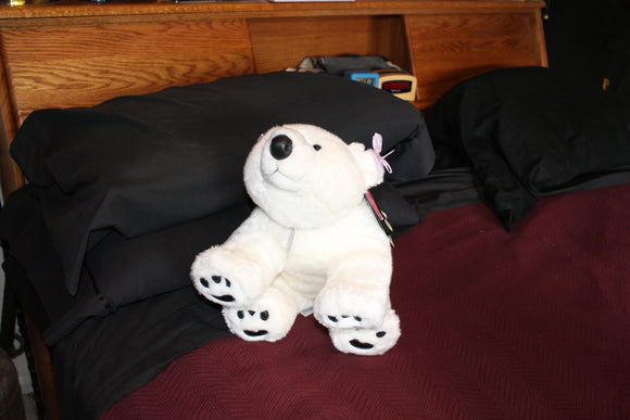 Build a bear Retired  WWF Polar Bear