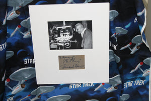 Howard Hawks AUTOGRAPH