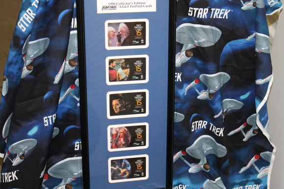 Star Trek Phone Cards