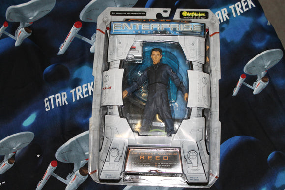 Lieutenant Reed Action figure