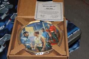 Mirror Mirror Collector Plate