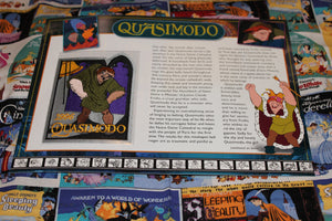 "Disney Collector Patch ""Quasimodo"""