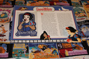"Willabee and Ward Disney Collectors Patch ""Snow White"""