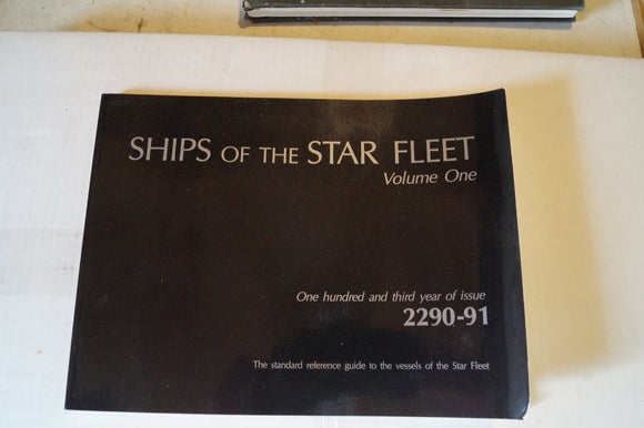 Ships of the Star Fleet Vol 1