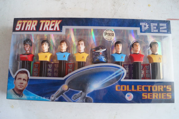 Star Trek Collectors Series PEZ