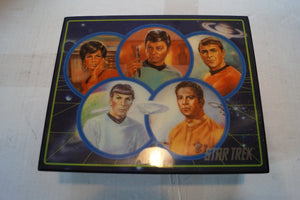 Star Trek Crew Music Box