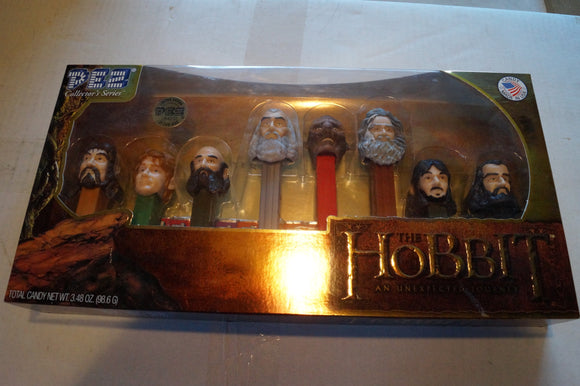 Hobbit Pez Set