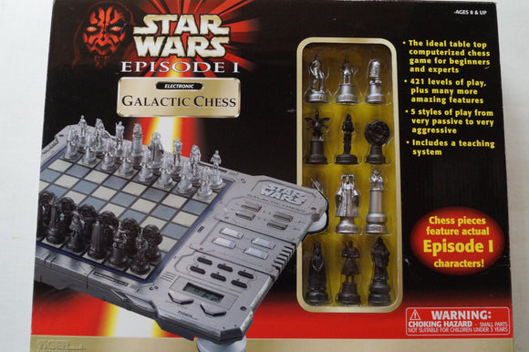 Star Wars Episode 1 galactic Chess