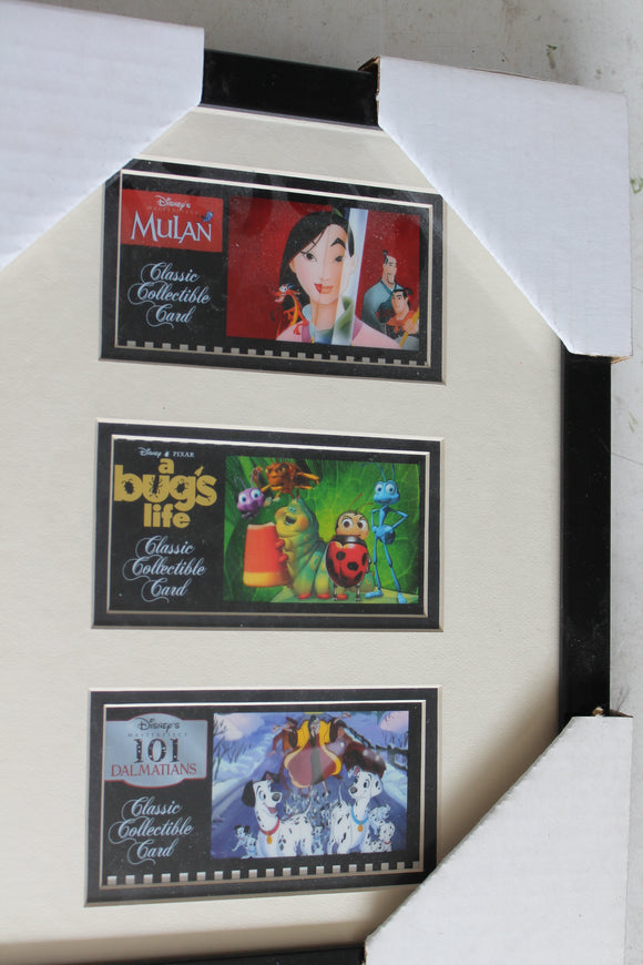 Disney Film Collectible cards