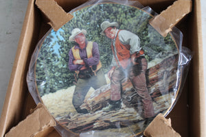 Bonanza Collector Plate