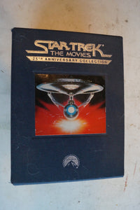 Star Trek 25th Anniversary VHS Collection