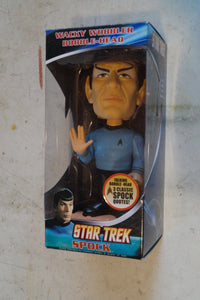Mr Spock Talking Bobblehead