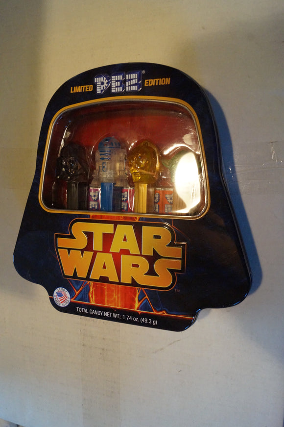 Star Wars Pez Collectors Set