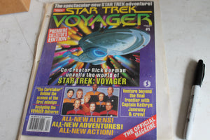 Star Trek Voyager Magazine