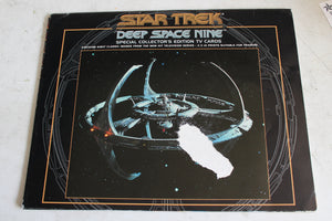Star Trek Deep Space 9 Collector TV Cards