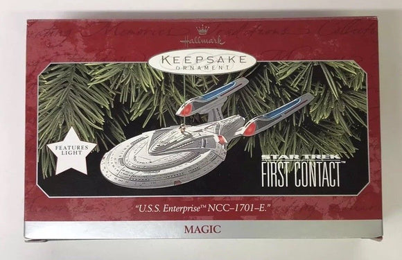 Hallmark Keepsake Enterprise E