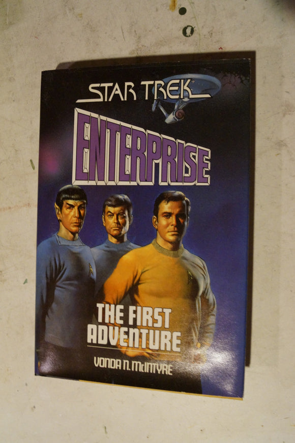 Enterprise The First Adventure