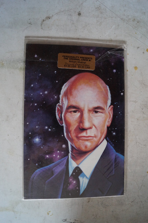 Files Magazine Presents Patrick Stewart
