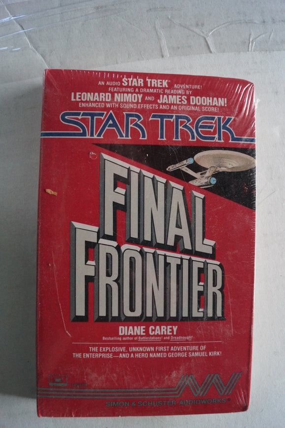 Star Trek The Final Frontier Audiobook