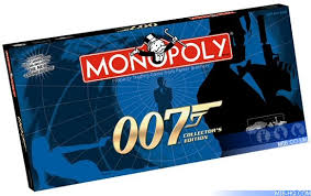 "Monopoly Special Edition ""007"""