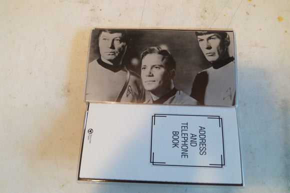 Star Trek Address Book
