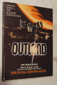 Outland the Movie Novel