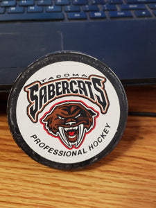 Collector Hockey Puck