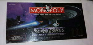 "Special Edition Monopoly ""Star Trek the Next Generation"""