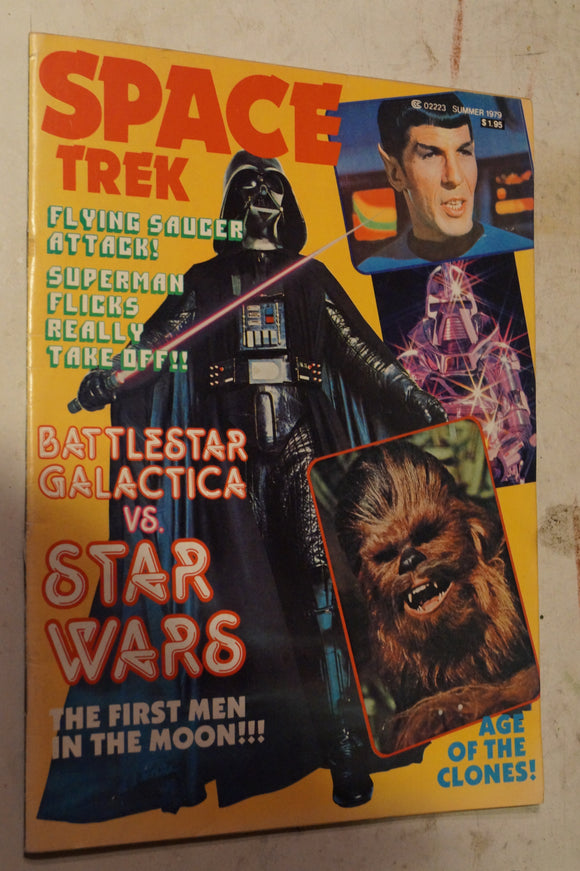 Space Trek Magazine
