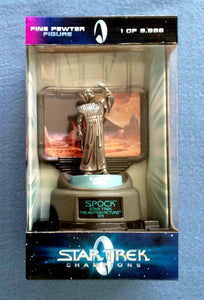 "Star Trek The Motion Picture ""Spock Statue"""