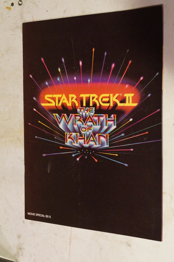 Star Trek 2 Wrath of Khan Movie Promo Pack