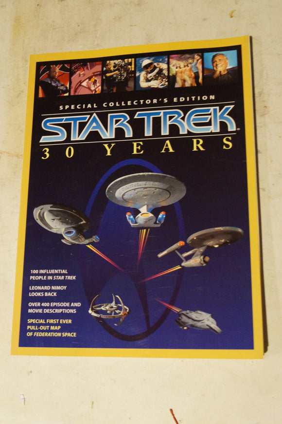 Special Collectors Edition Star Trek 30 years