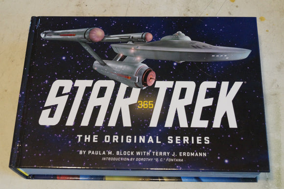 Star Trek 365 first edition