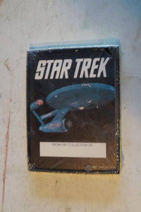 Star Trek Book Plates