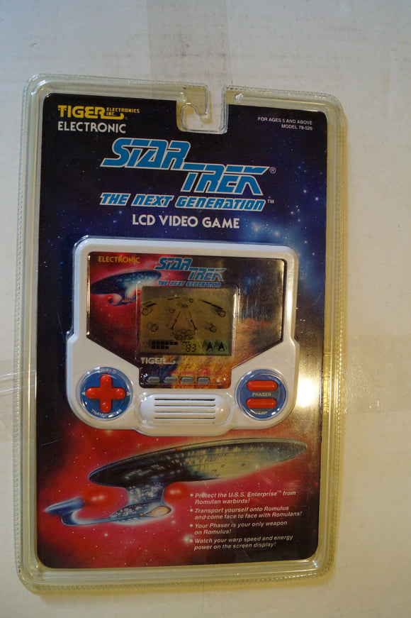 LCD Hand Held Video Game