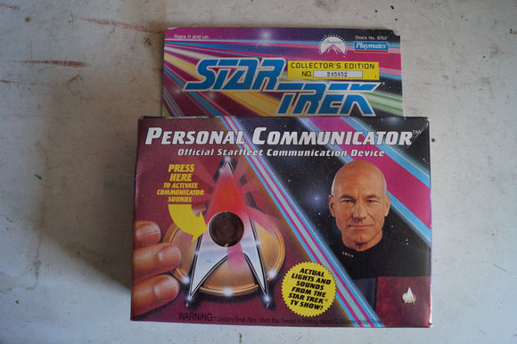 Playmates Star Trek The Next Generation Personal Communicator
