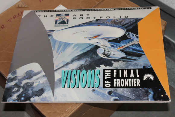 Visions of the Final Frontier  Star Trek Art Portfolio
