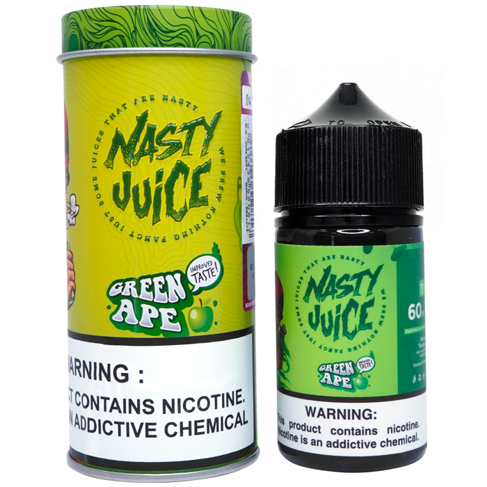 Green Ape by Nasty Juice 60ML EJUICE