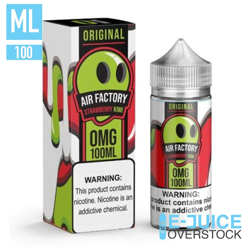 Strawberry Kiwi by Air Factory 100ML EJUICE - EJUICE