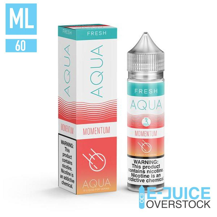Momentum by Aqua E-Liquids 60ML EJUICE