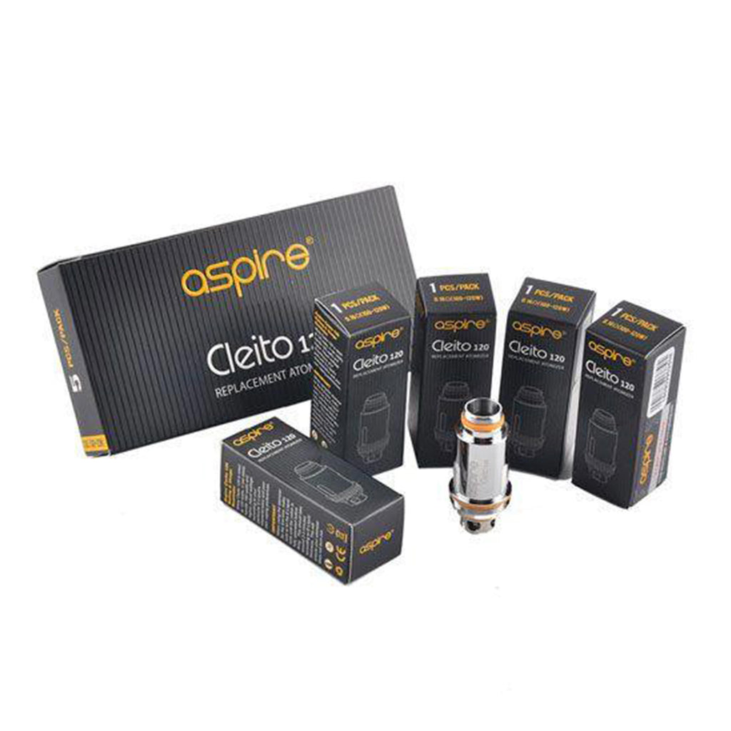 Aspire Cleito 120 Replacement Coil - COILS
