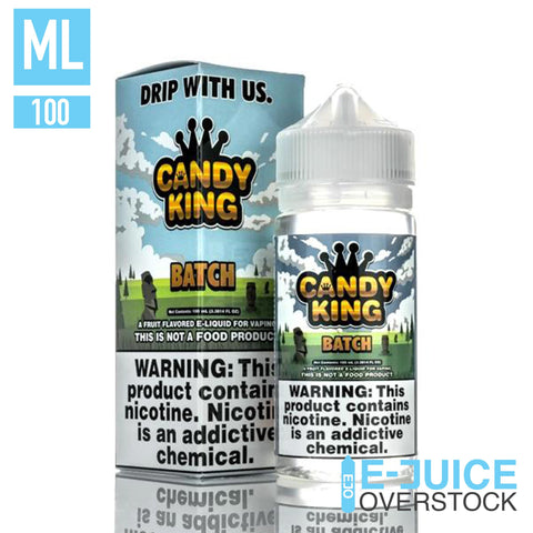 Batch by Candy King 100ML EJUICE