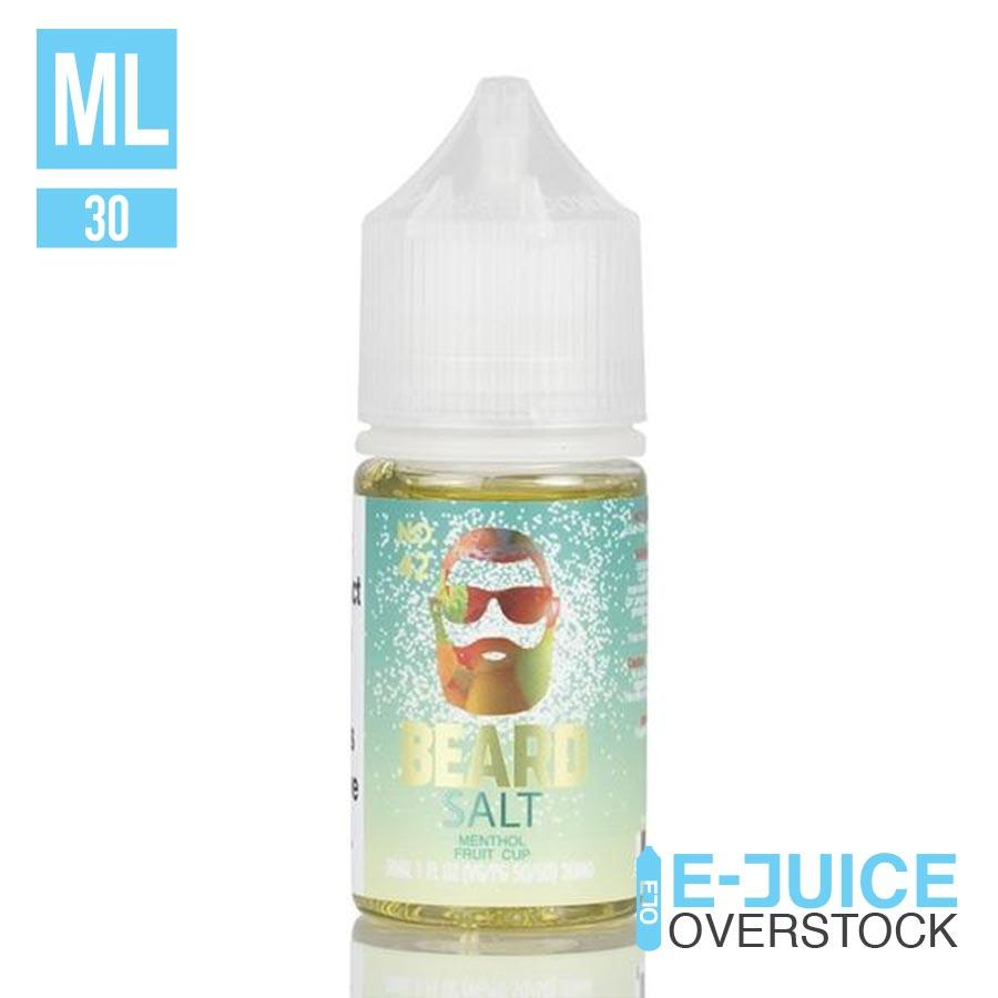 No 42 by Beard Salt 30ML SALTNIC